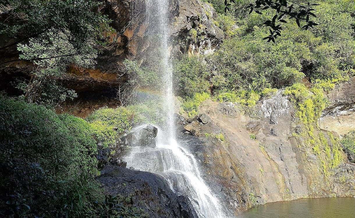 chute d'eau cascade