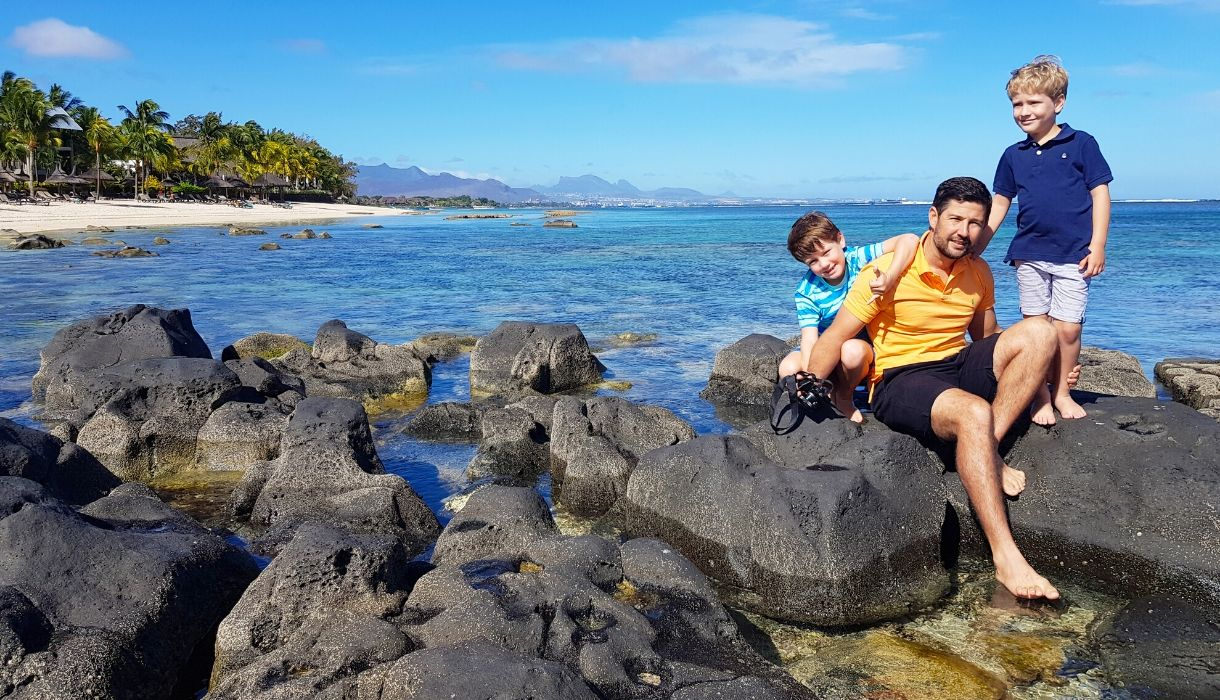Mer et rochers Victoria Resort & Spa