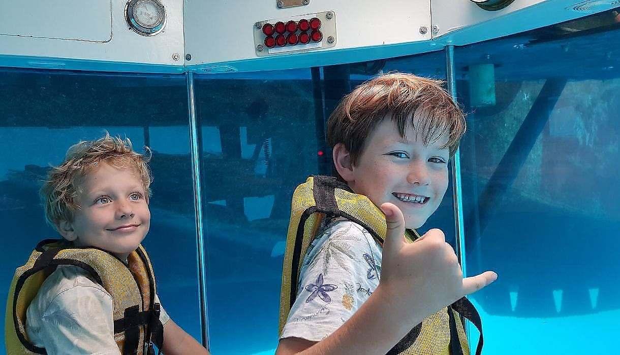 sous marin ile maurice