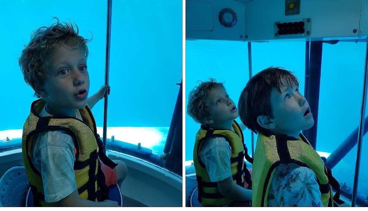 Decouverte sous marin ile maurice