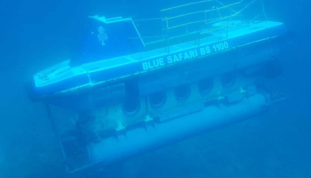 sous marin ile maurice 2