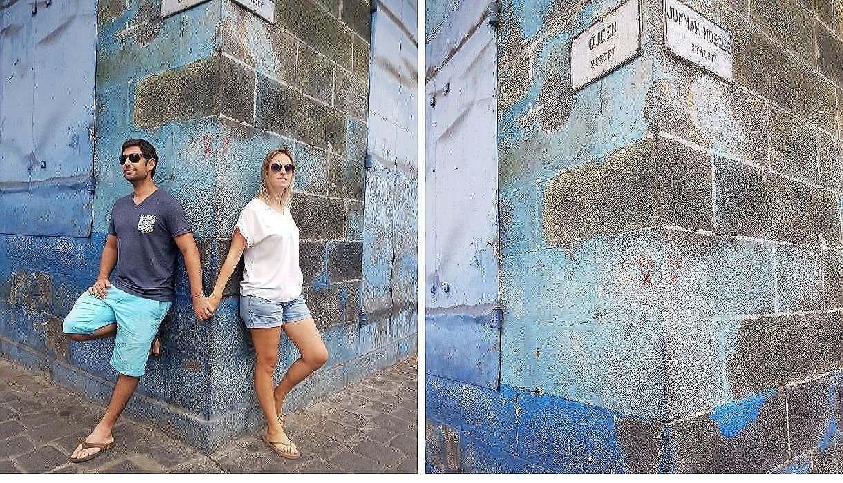 mur port louis