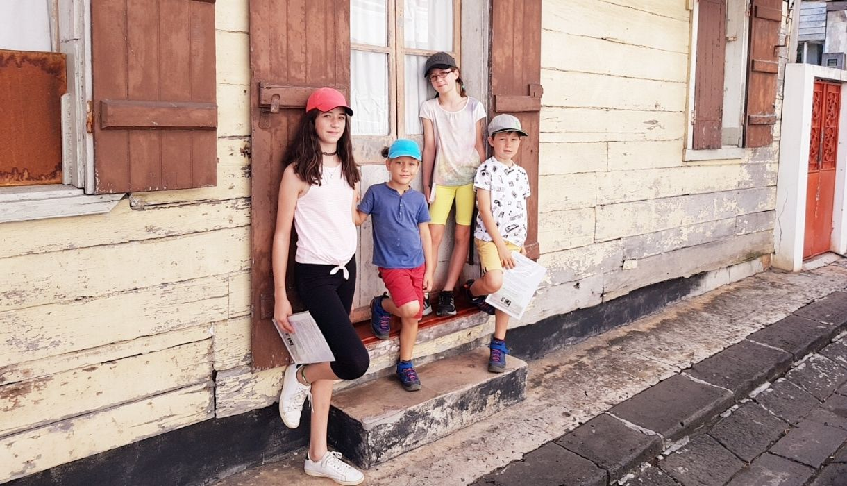 maison coloniale port louis