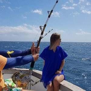 pêche aux gros