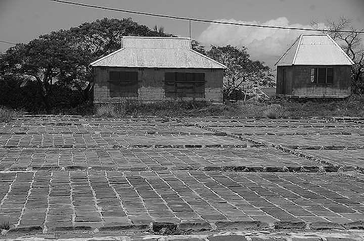 veille photos Salines de Riviere-Noire, Ile Maurice