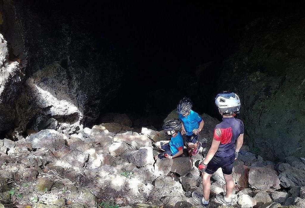 grottes de roche-noire Nord-Est ile Maurice