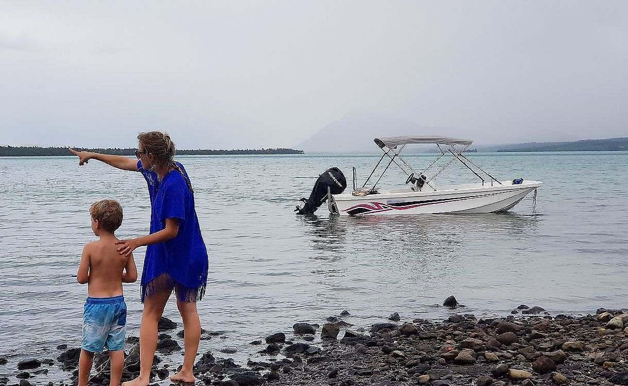 balade en bateau ile maurice
