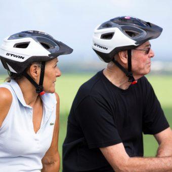 Balade à Vélo Electrique à Pamplemousses ile Maurice